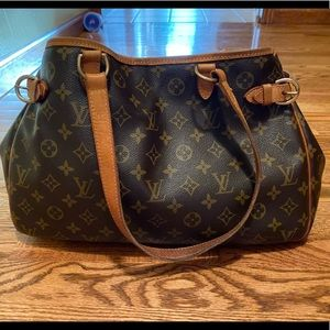 AUTH Louis Vuitton Shoulder Bag